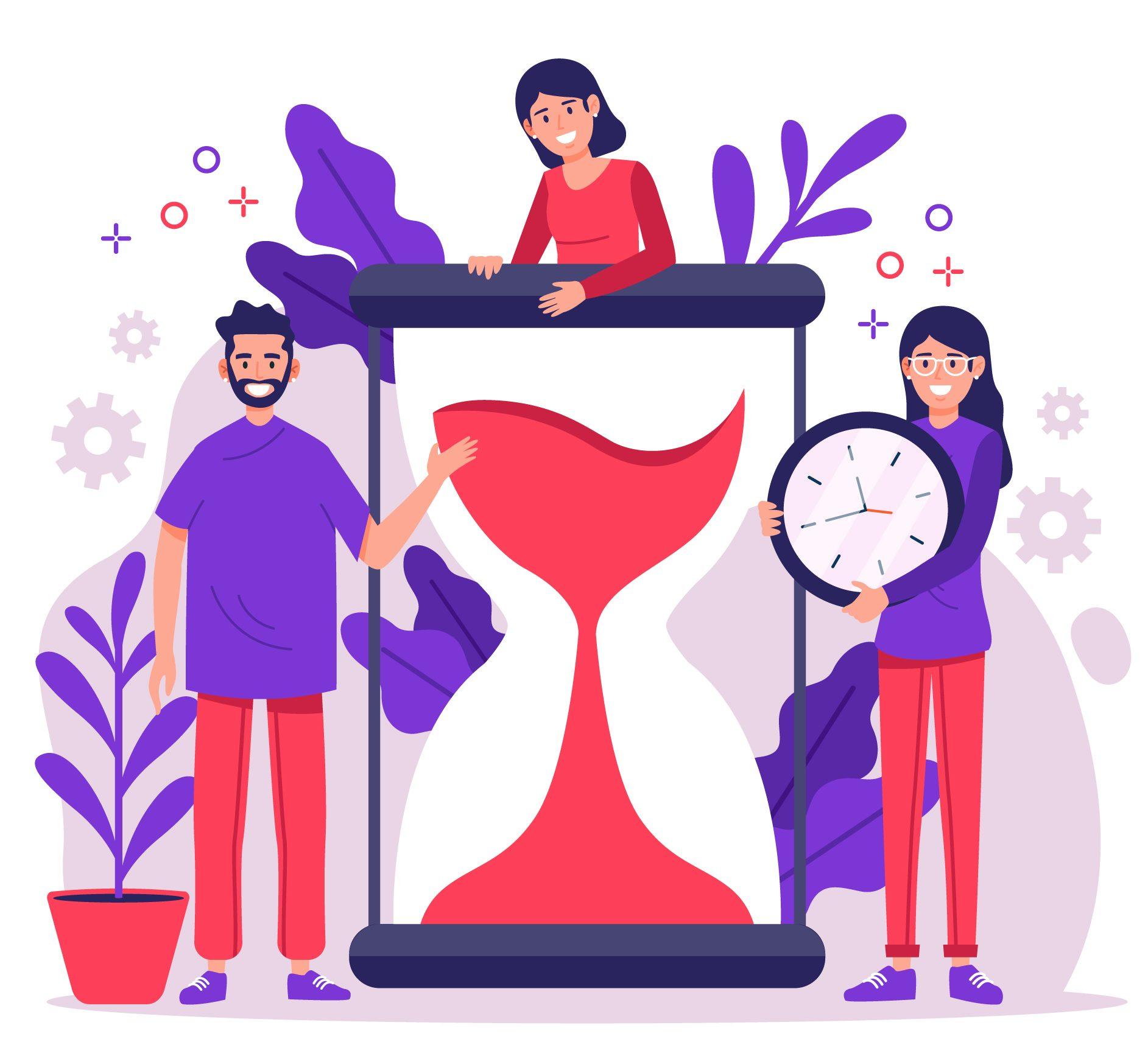 tempo, gestione del tempo,