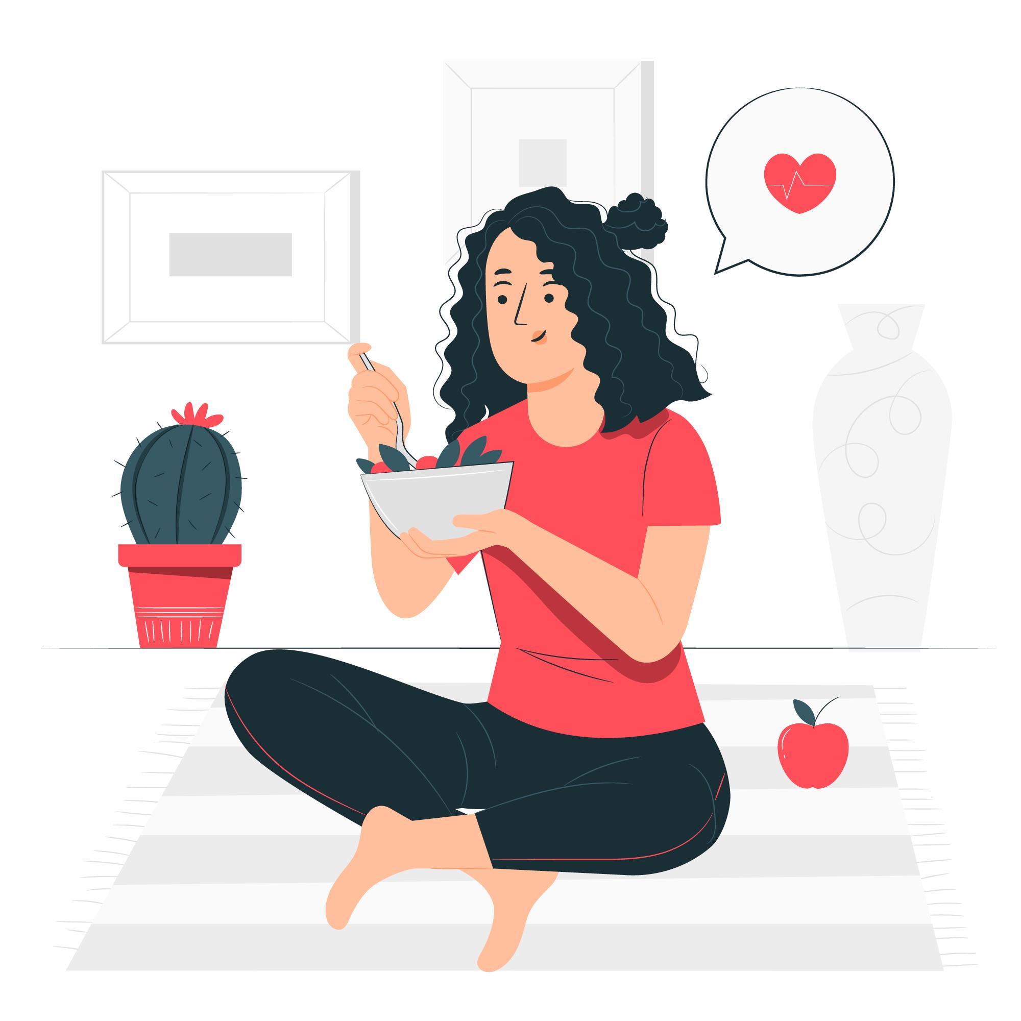 funzioni del cibo, cibo, cibo e psicologia